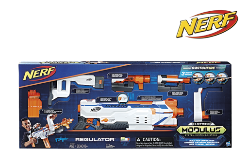 Modulus Regulator