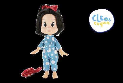 Cleo, ¡vamos a la cama!