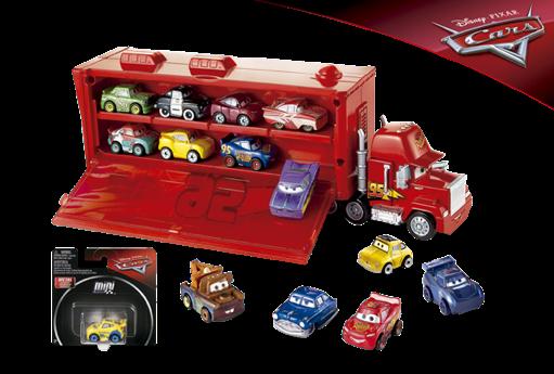 Mack camión-mundo de aventuras