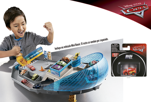 Circuito supervelocidad miniracers