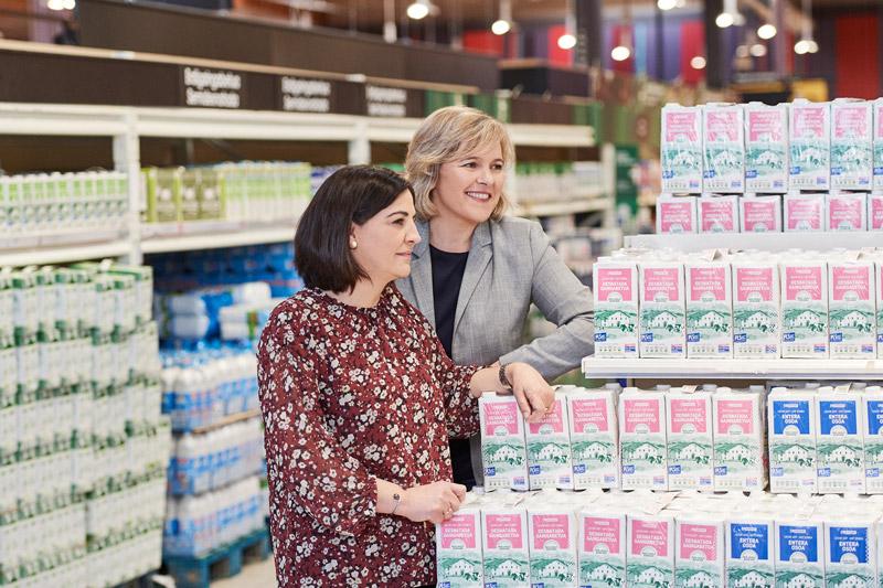 Ofrecer más productos locales