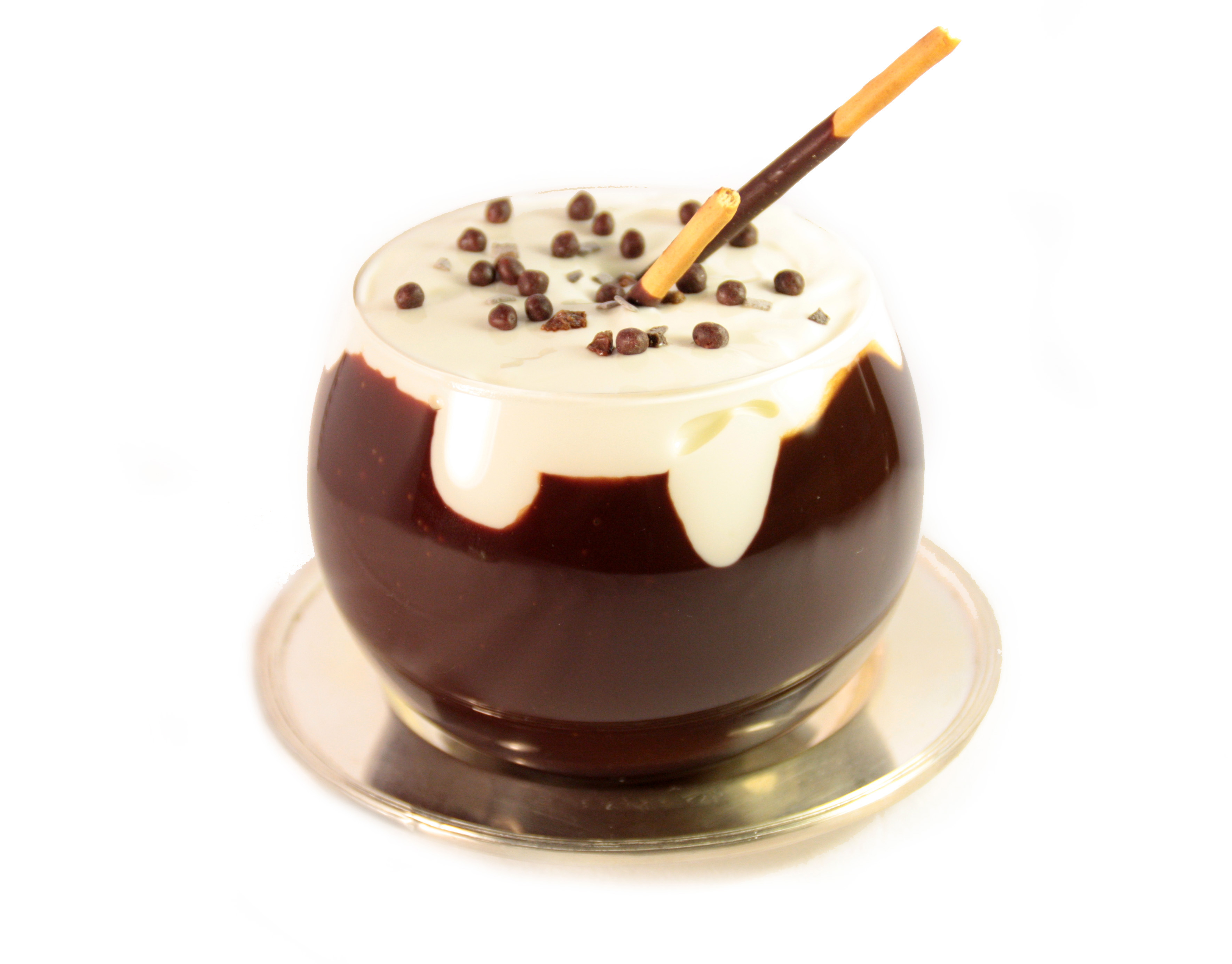 Crema de chocolate con yogur griego EROSKI