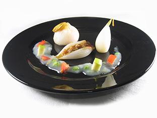 Cebolleta dulce Eroski NATUR rellena