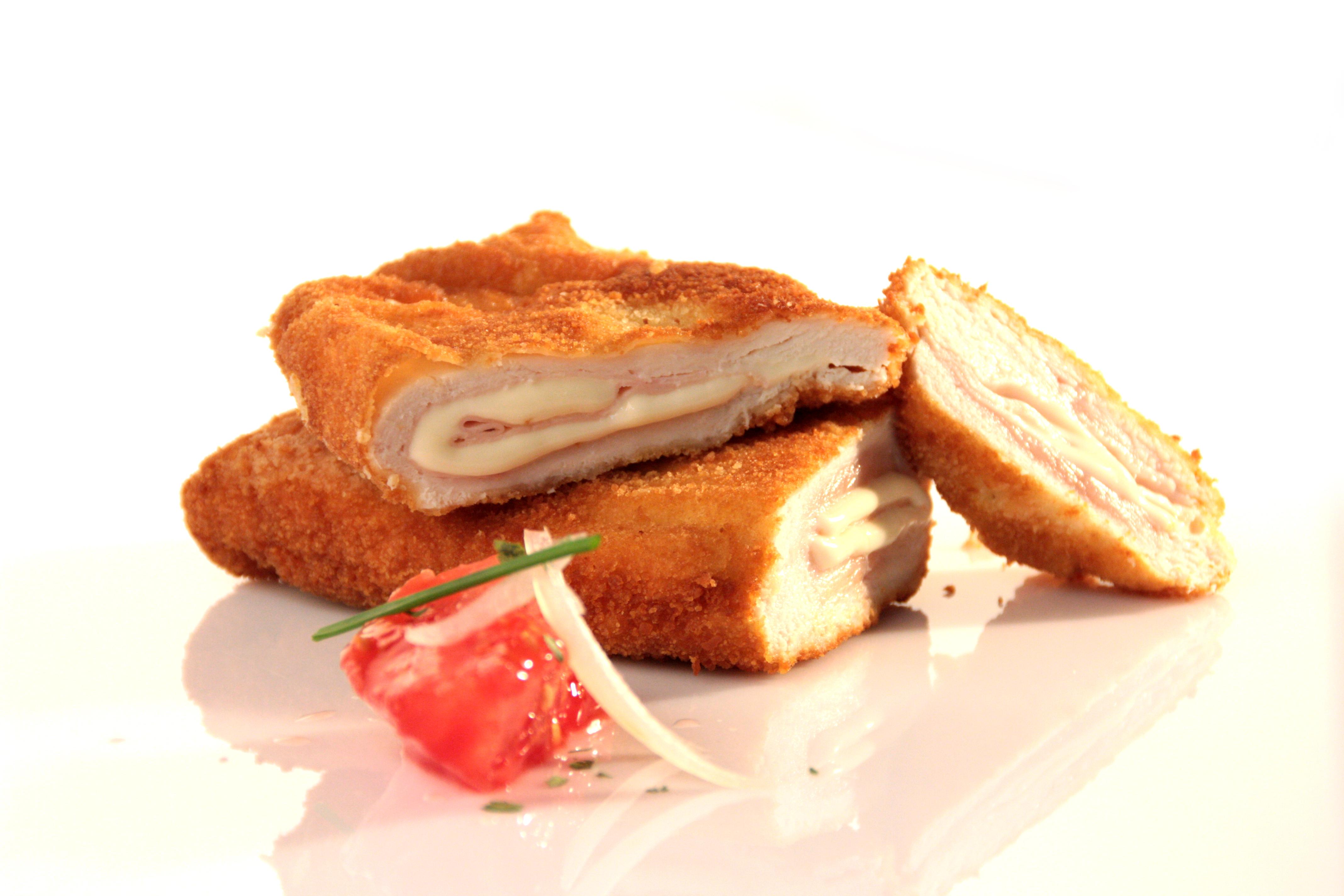 Pechuga de pollo Eroski NATUR Cordon Bleu