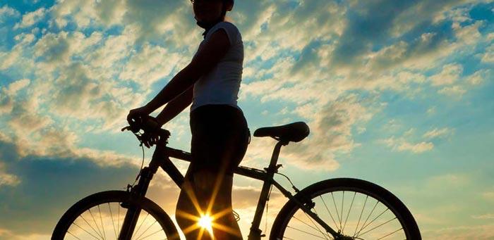 Eroski con el día de la bicicleta
