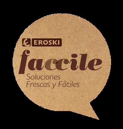 EROSKI faccile logo