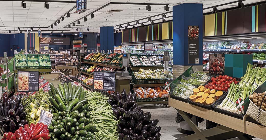 Supermercados EROSKI Cabecera