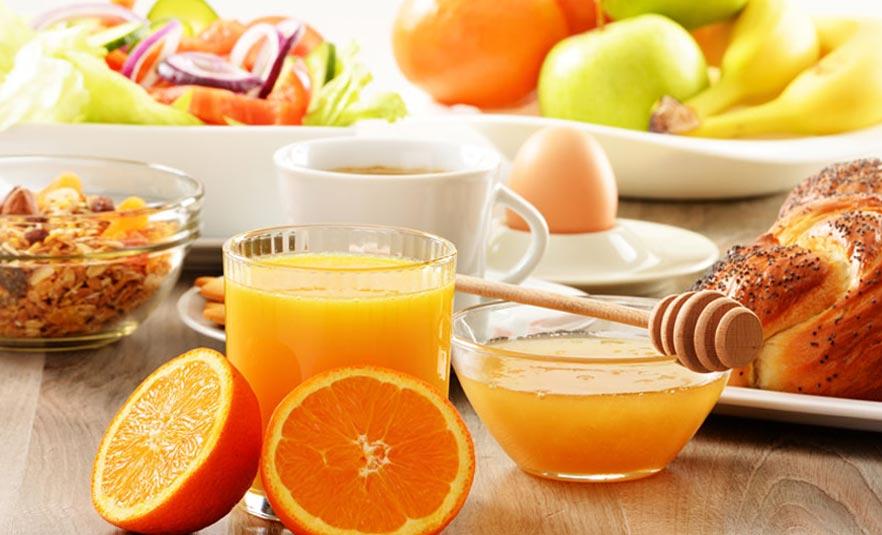 Desayuno saludable y equilibrado con EROSKI