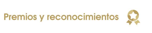 Logotipo Premios y reconocimientos