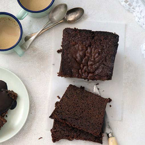 Cake de cacao