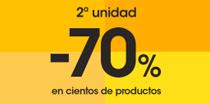 70% segunda unidad