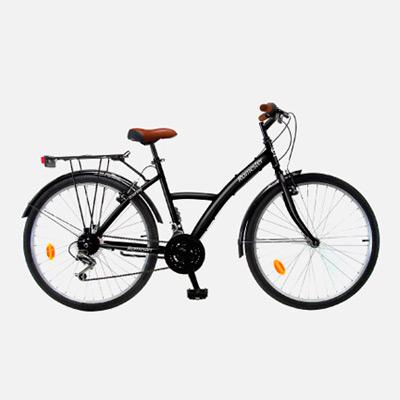 Bicicleta Romester marron