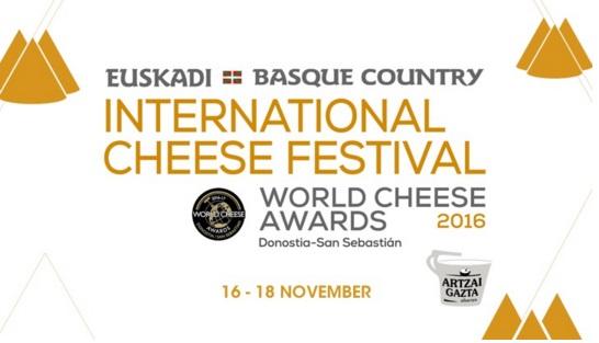EROSKI y Artzai Gazta colaboradores International Cheese Festival