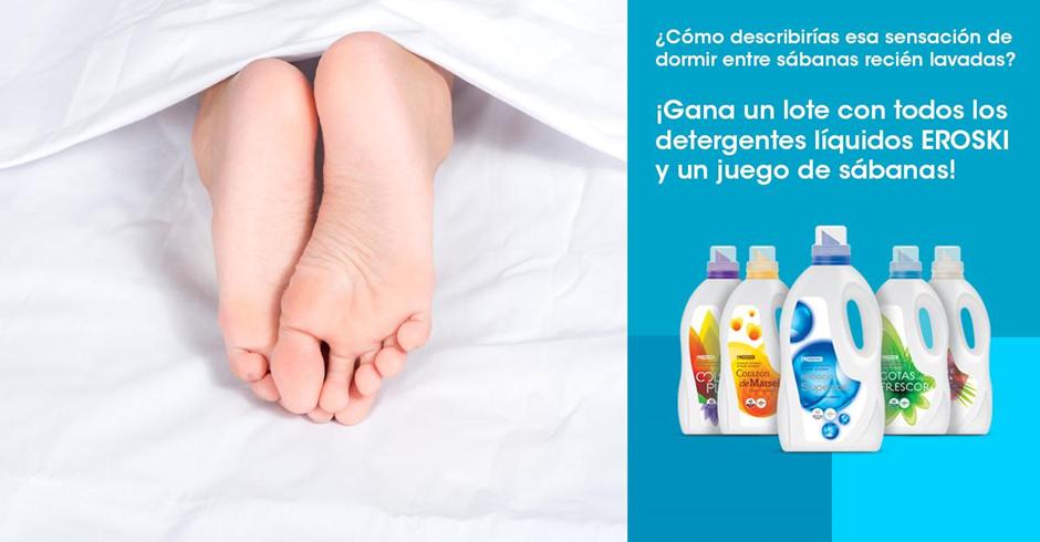 Concurso de detergentes líquidos