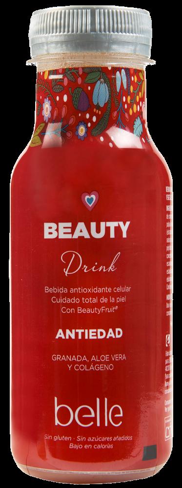 Bebida beauty drink belle antiedad