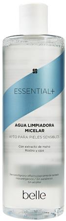 Agua limpiadora Micelar belle
