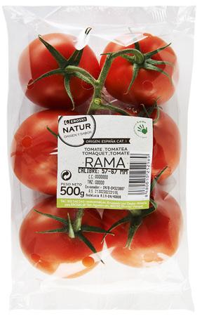 Tomate rama Eroski NATUR