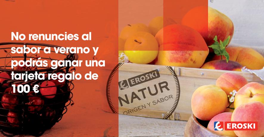 """Ganadores del concurso """"No renuncies al sabor a verano"""" en RRSS"""