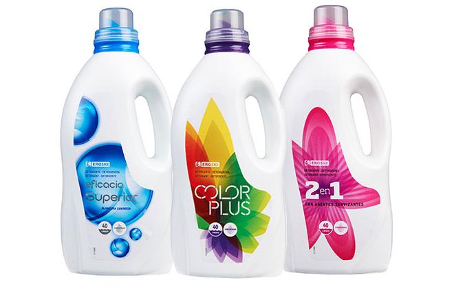 Novedades - Detergentes EROSKI