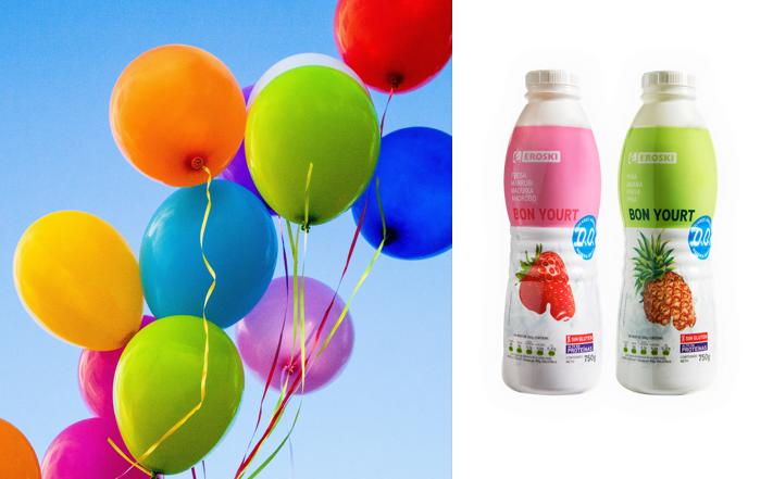 Nuevo yogur líquido Bon Yourt EROSKI 0%