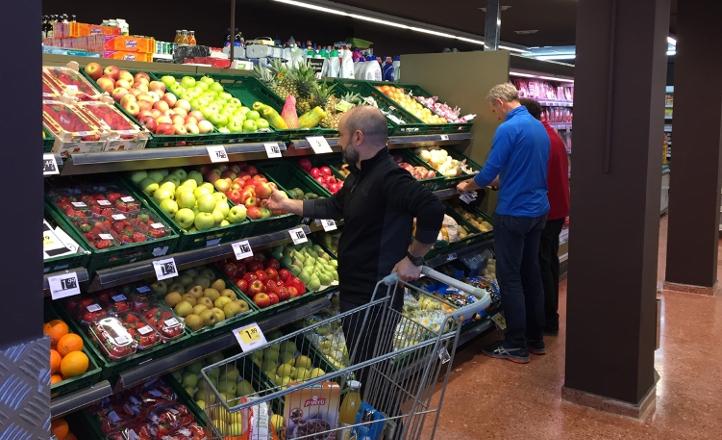 Inauguramos un supermercado franquiciado en Mutriku