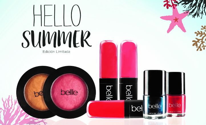 Hello Summer de belle&MAKE-UP