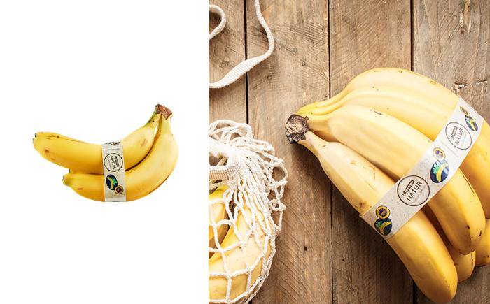 plátano de Canarias Eroski NATUR