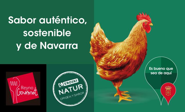 pollo Eroski NATUR
