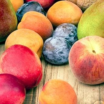 Fruta, DO Melocotón de Calanda