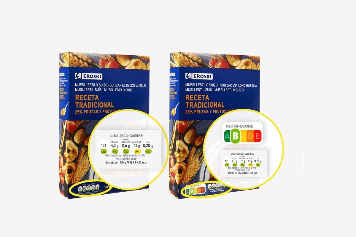 Nutri-Score, una nueva forma de ver la información nutricional