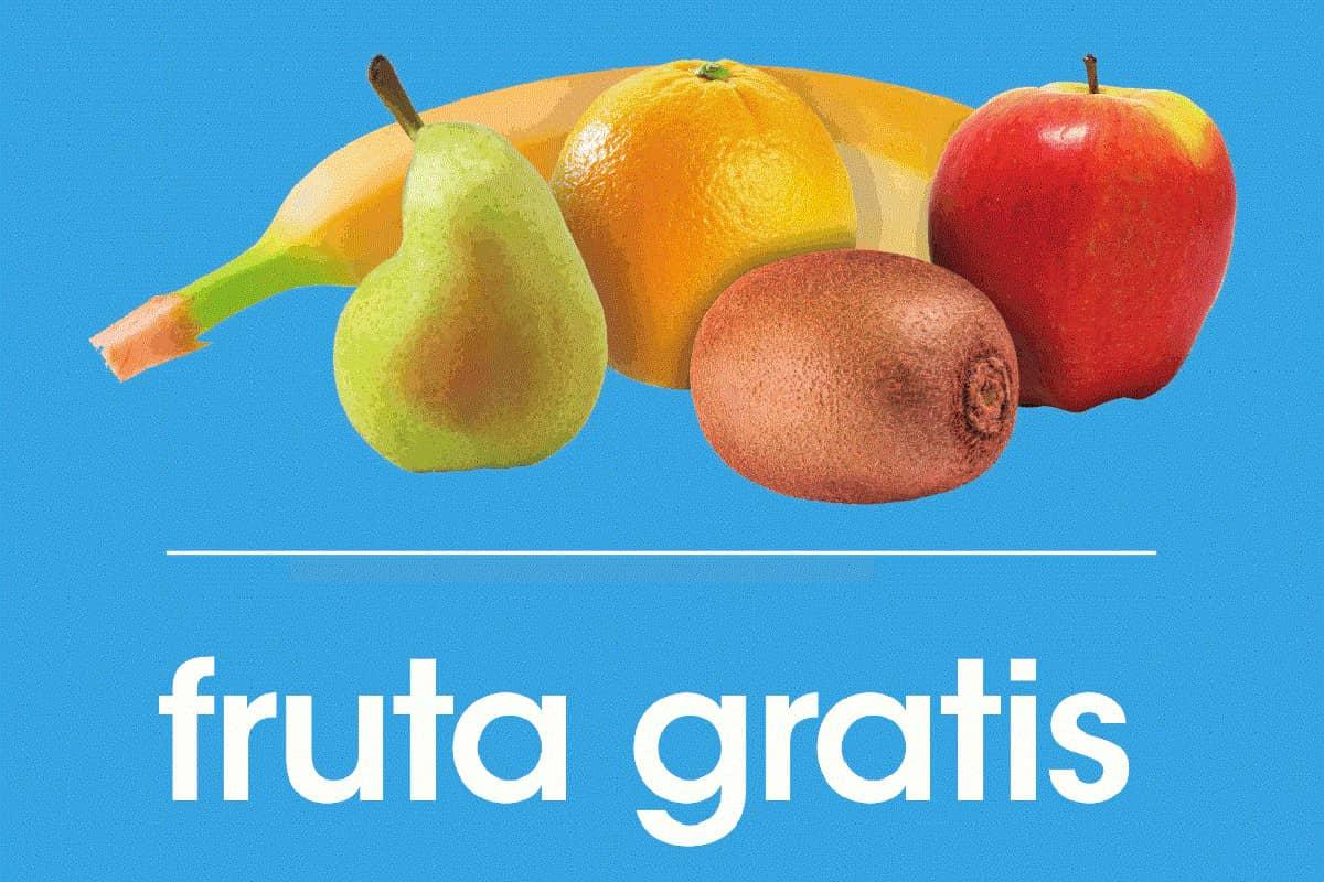 Celebramos el Día Mundial de la Fruta