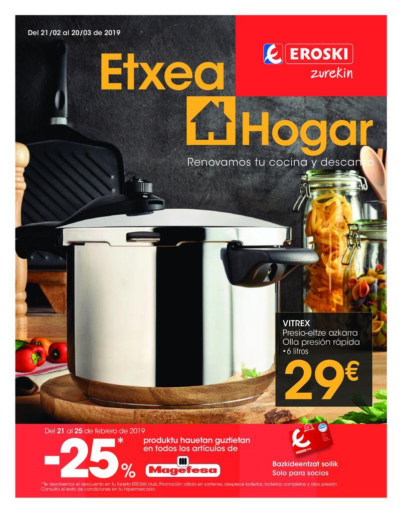 Ofertas Eroski Monográficos Cocina Euskera