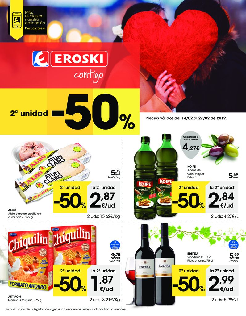 Ofertas Eroski Hiper IN