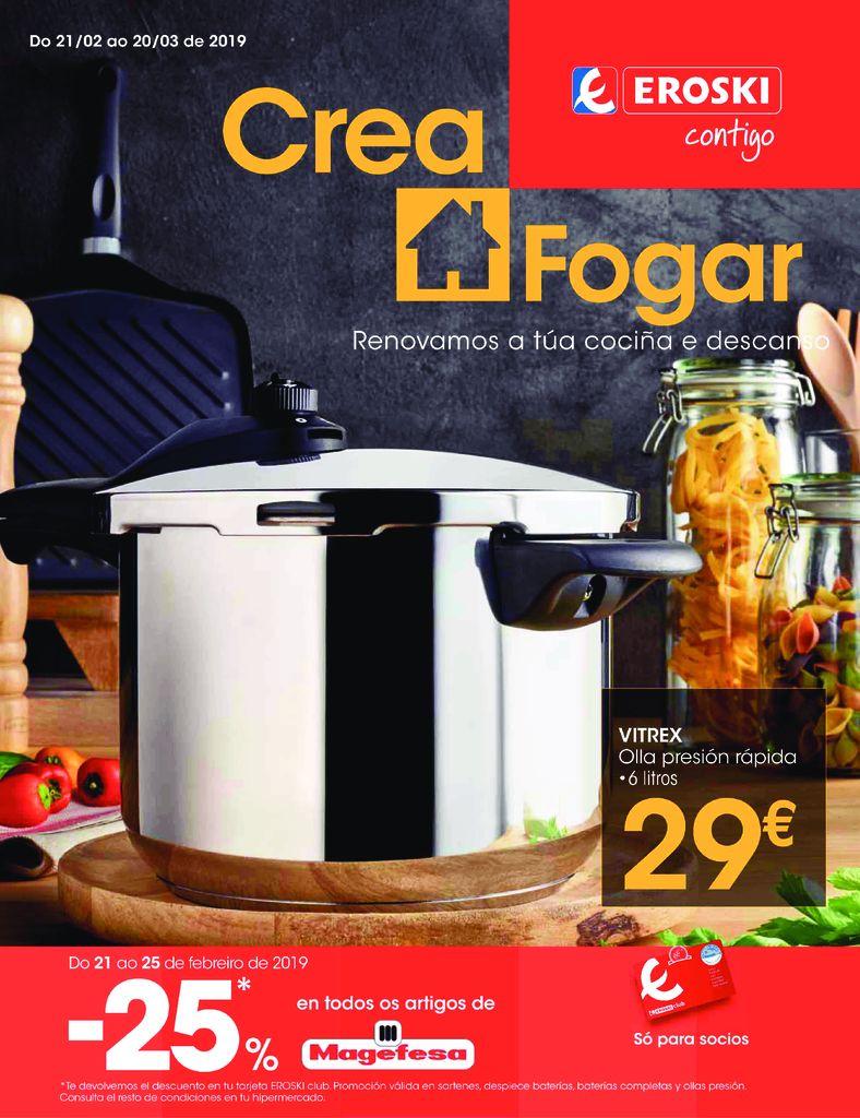 Ofertas Eroski Monográficos Cocina