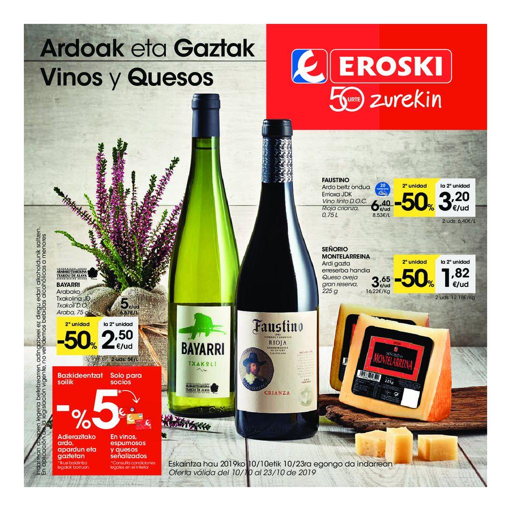 vinos y quesos hiper pv 2q octubre