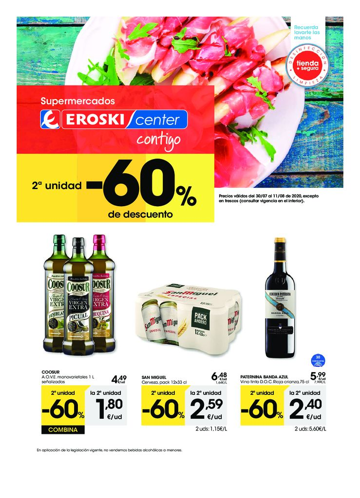 Ofertas Eroski Center Mercat
