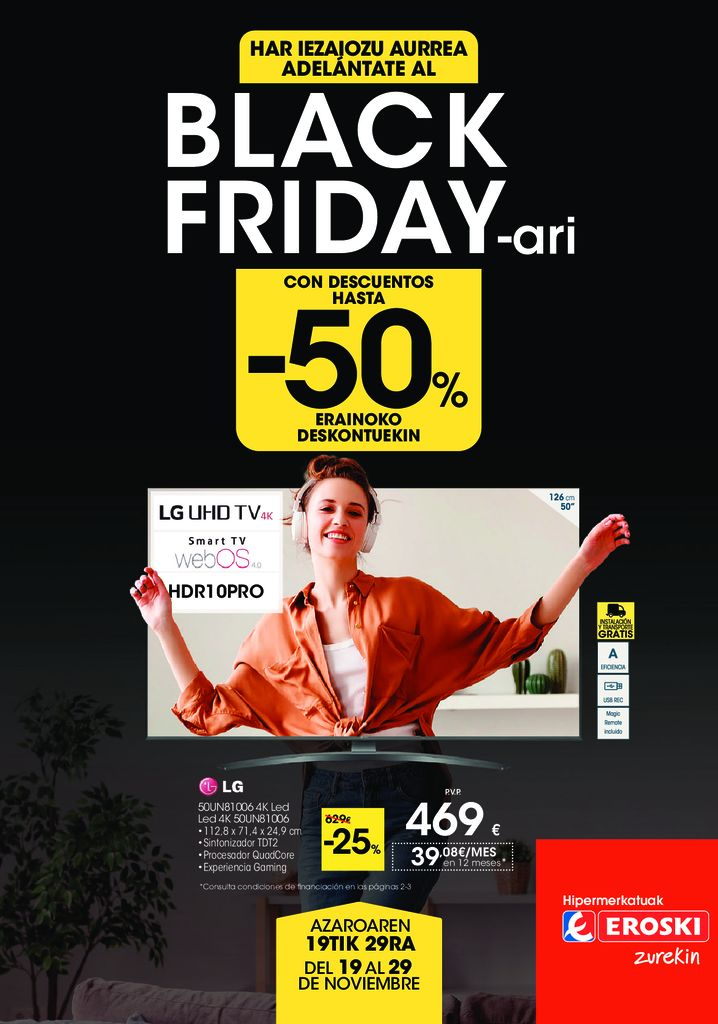 PILOTO VITORIA ADELANTATE AL BLACK FRIDAY