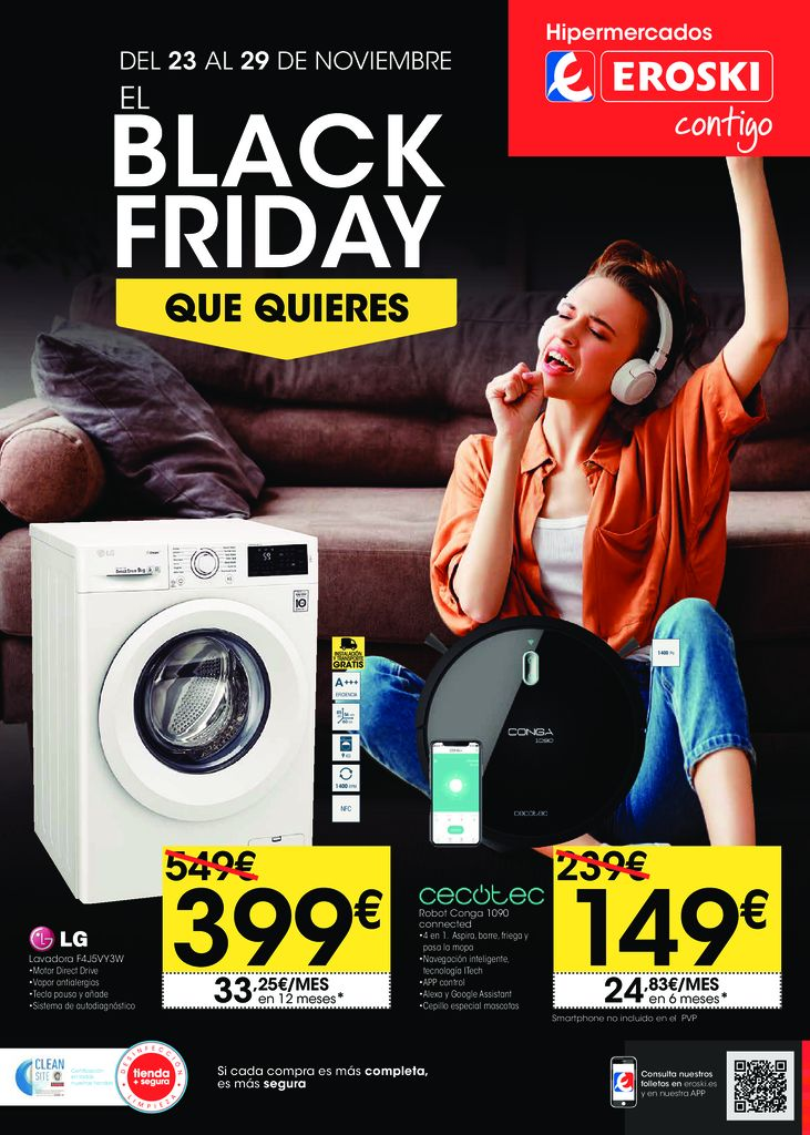 BLACK FRIDAY 2020 CASTELLANO